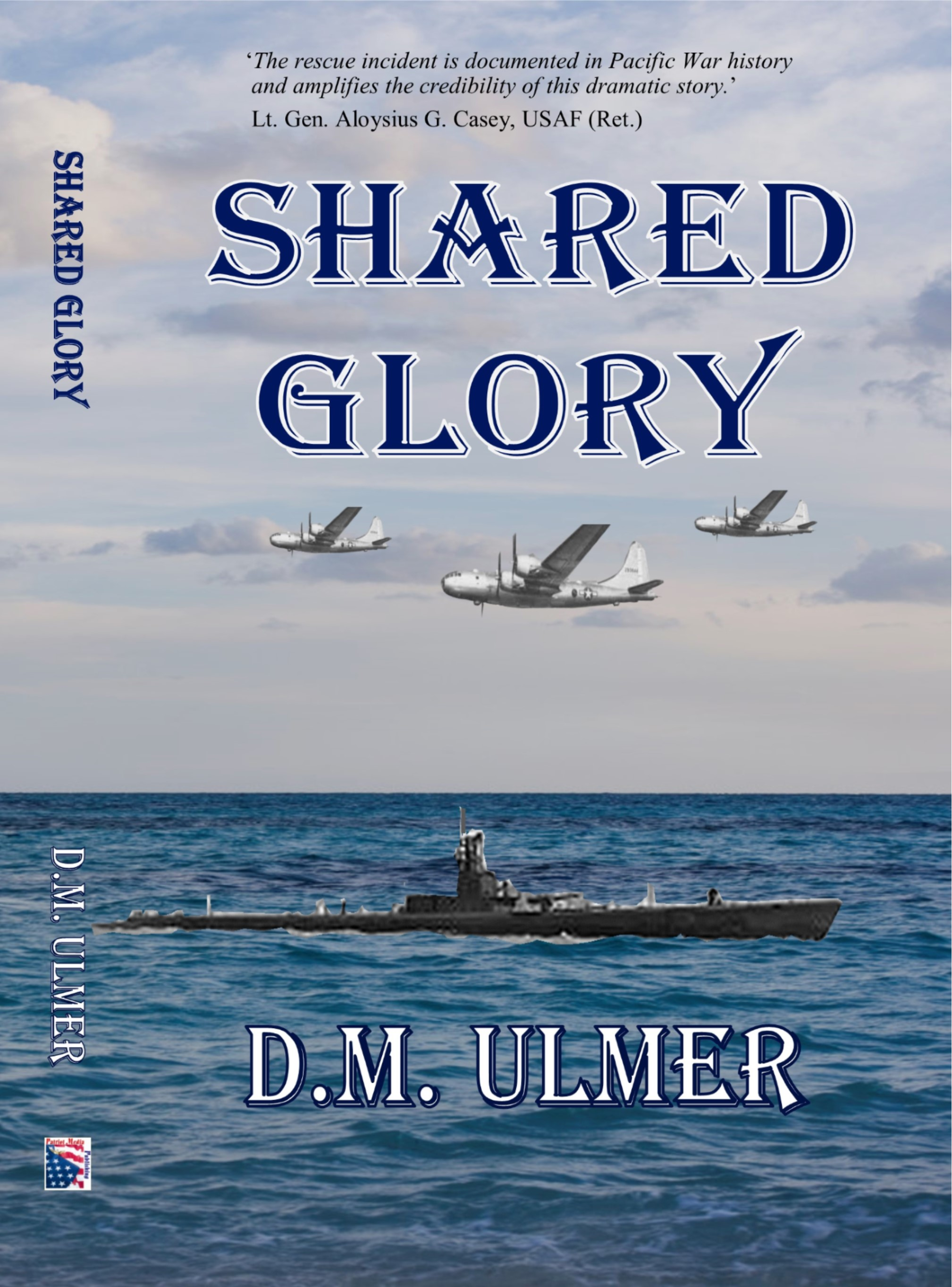 Shared Glory by D.M. Ulmer
