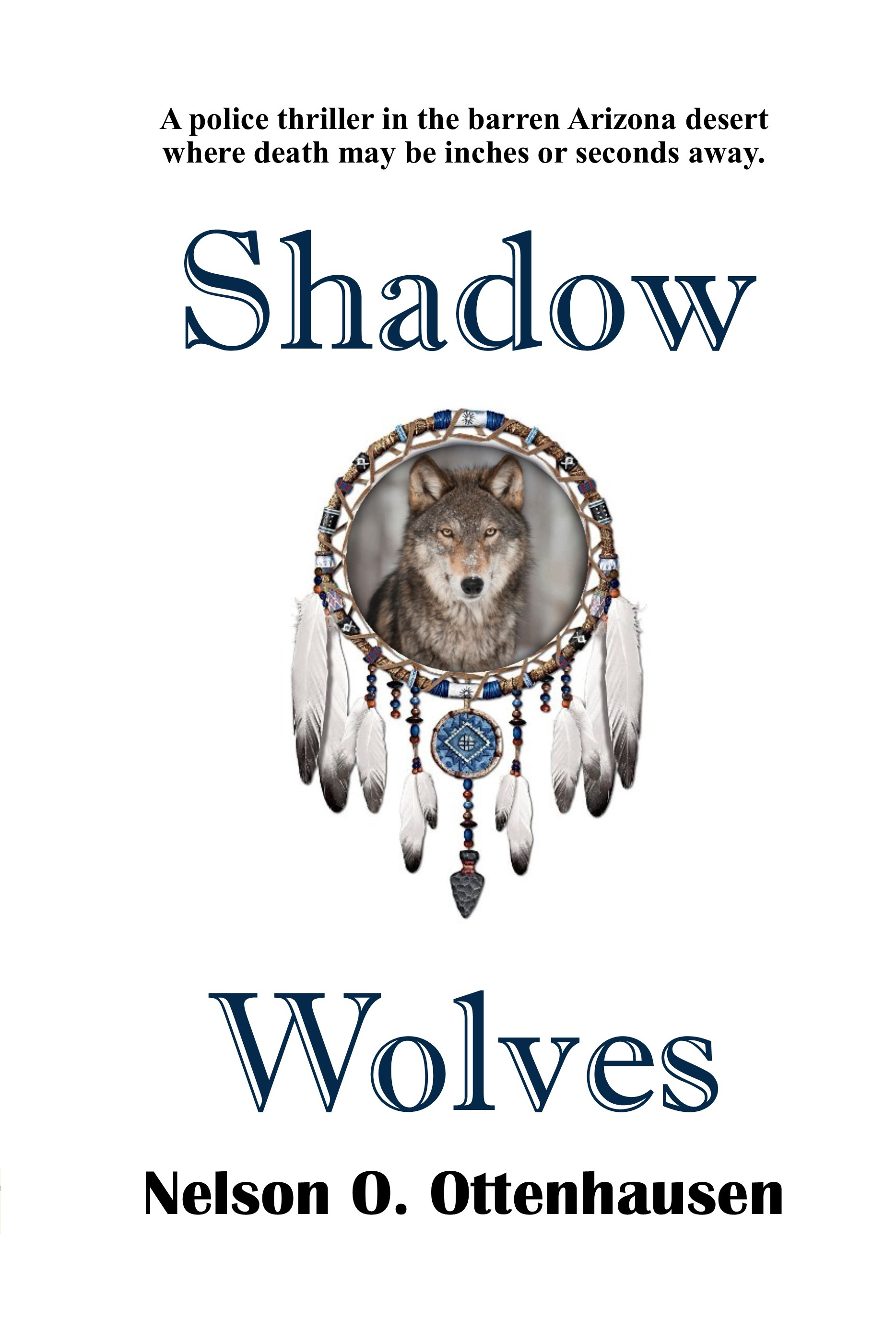 Shadow Wolves by Nelson Ottenhausen