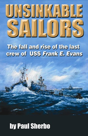Unsinkable Sailors Front Cover